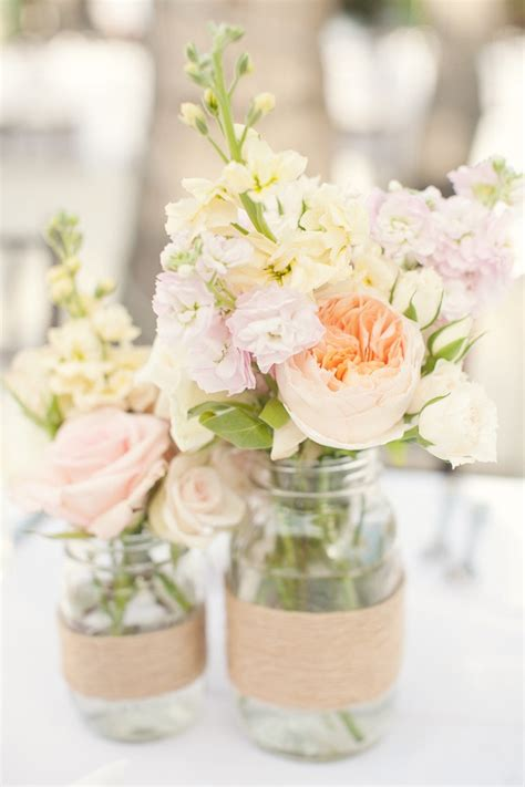 centerpiece arrangements wedding talk jar week centerpieces
