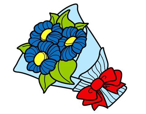 disegni di mazzi di fiori disegni di mazzi di fiori da colorare acolore