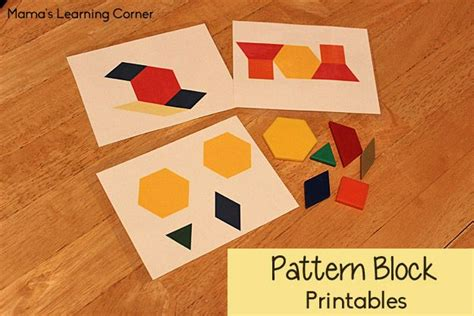 pattern block questions 213 best pattern blocks images on pinterest preschool