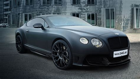 bentley black dmc bentley continental gt duro china version modcarmag