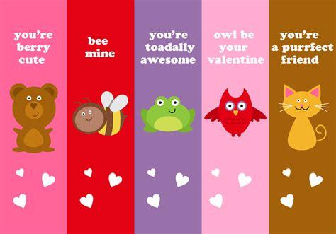 free printable love bookmarks valentine messages newhairstylesformen2014 com