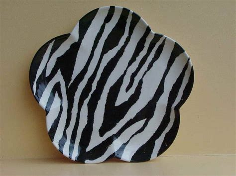 zebra pattern dinnerware 17 best images about dining ware on pinterest ceramics