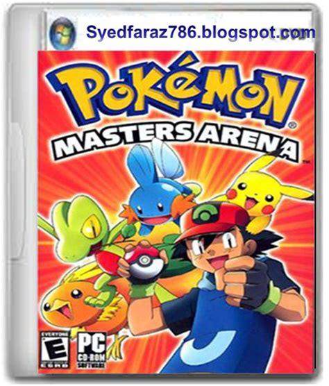 pokemon games free download full version laptop pokemon masters arena game free download full version for