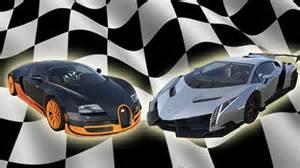 Bugatti Veyron Vs Sport Lamborghini Veneno Wallpaper Hd 1080p Image 427
