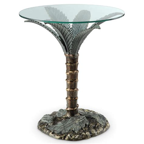 palm tree coffee table palm tree table