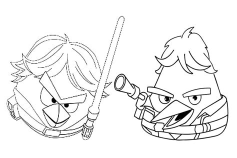 coloring page angry birds star wars angry birds star wars coloring pictures coloring home