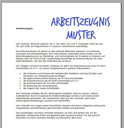 Complaint Schreiben Muster zeugnis schreiben muster 28 images arbeitszeugnis