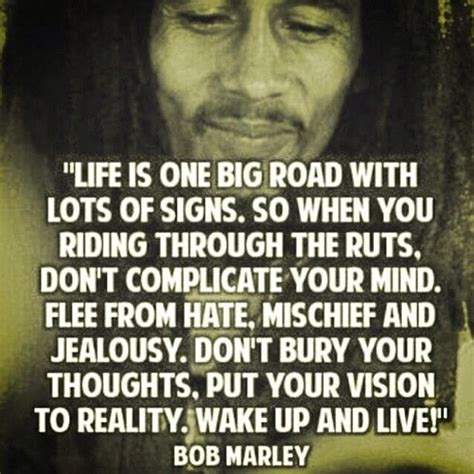 Bob Marley Quotes Awesome Bob Marley Quotes Quotesgram