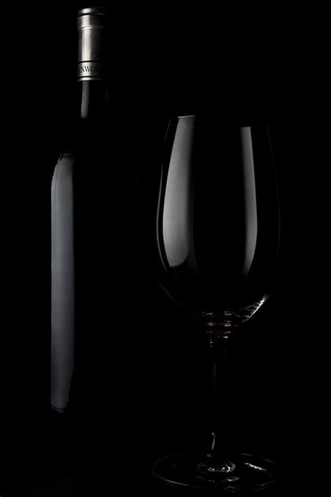 Vino Blk blk 59 black wine bottle flute black is bad