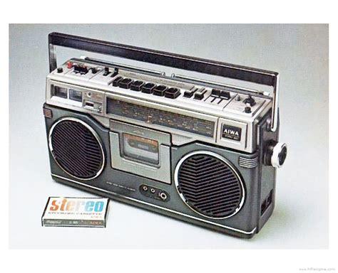 aiwa radio cassette recorder aiwa tpr 920 manual stereo radio cassette recorder