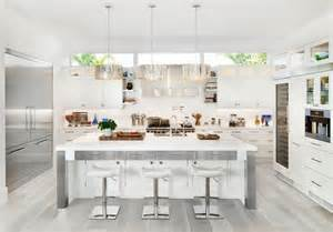 white kitchen floor ideas 30 gorgeous grey and white kitchens that get their mix right