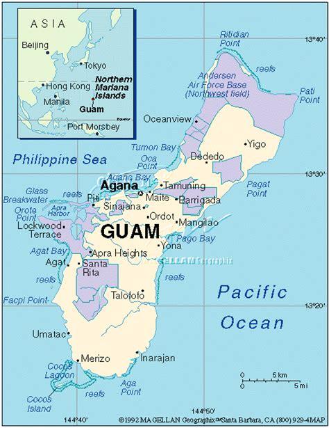 map of guam hafa chamorro s guam page