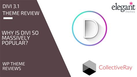 themes divi review updated divi 3 1 theme review thoughts of a real user