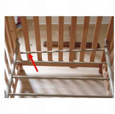 Mattress Support For Crib Crib Mattress Support Frame My Crib S Manual Says That The Frame Goes Quot Flat Side Up Quot