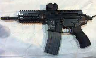 Silver shadow gilboa apr assault pistol rifle select fire tactical