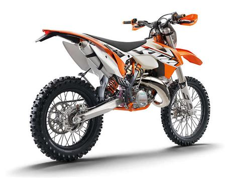 Ktm 125 Exc 2015 Ktm 125 Exc Picture 557405 Motorcycle Review
