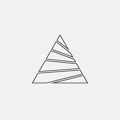 geometric designs 25 beautiful triangles ideas on geometric
