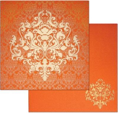 Coloured Card For Wedding Invitations by 1000 Ideas About Indian Wedding Cards On