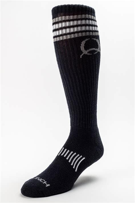 socks for boots mens cinch mens navy boot socks