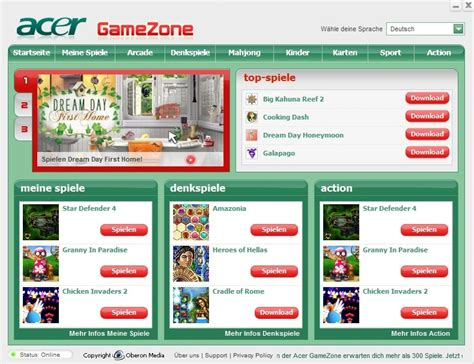 acer game zone acer game zone newhairstylesformen2014 com