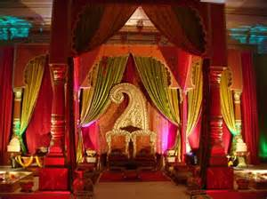Hindu Decorations For Home Wedding Decorations The Importance In A Big Fat Indian Wedding Wedding Okay