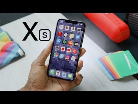 apple iphone xs price  india full specs features
