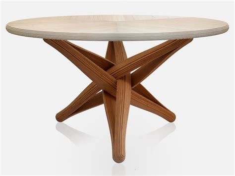 Unique Table Legs by Unique Table With Intercrossing Bamboo Legs Lock Home