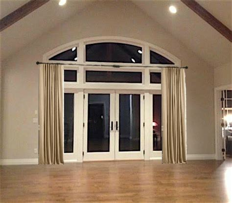 9 Foot Ceiling Curtains by Window Treatments For Difficult Windows What You Must