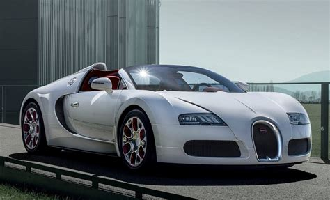 Bugatti Veyron Sports Sport Car Garage Bugatti Veyron Grand Sport Wei 2012