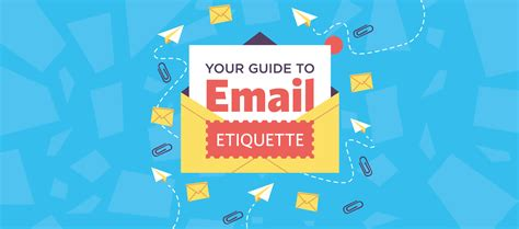 email etiquette your guide to email etiquette the business backer