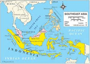 Map Se Asia by My Top 5 Favorite Places In Asia East Asia Map Asia Map