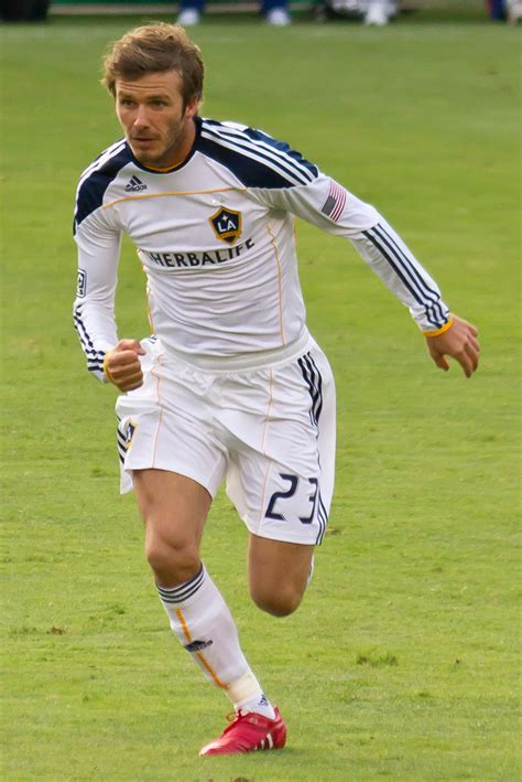 The Turn Out For The The La Galaxy Vs Chelsea Fc Match by David Beckham Wikiwand