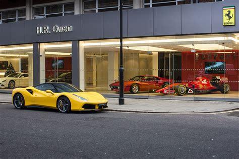 ferrari dealership ferrari dealership named world s best gets 2015 f1 car