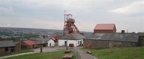 Big Pit Hallets Real Cider And Big Pit National Coal Museum