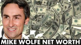 Mike wolfe net worth amp biography 2017 american pickers salary