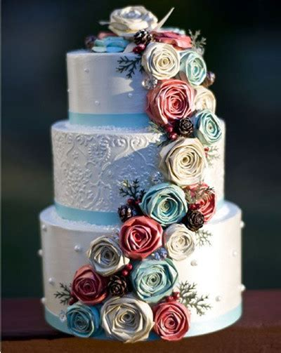 Wedding Cakes With Photos On Them by 35 Most Stunning Flowery Wedding Cakes For A Wedding