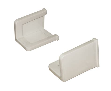 bed frame end caps set of two white knickerbocker