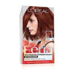 feria colors feria color r48 brown hairs