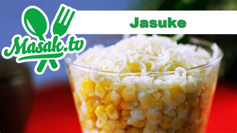 jagung susu keju aka jasuke jajanan  youtube