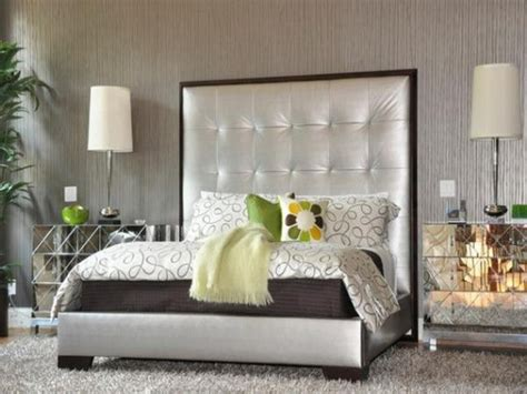Upholstered Headboard And Footboard Set by Astounding Brown Tufted Leather Sleigh Bed Design With