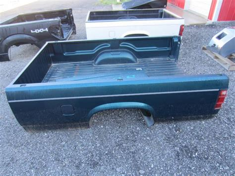 Dodge Truck Bed by New 87 96 Dodge Dakota 8 Green Truck Bed Middlebury In