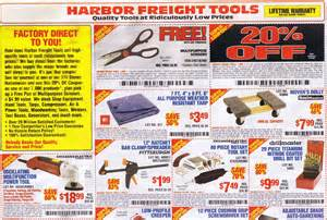 Harbor freight printable coupon 20 off