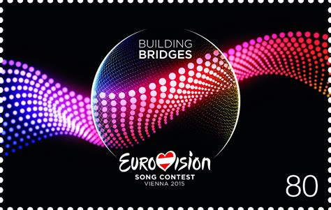 Contests And Sweepstakes 2015 - eurovision song contest 2015 2015 briefmarken kunst und kultur im austria forum