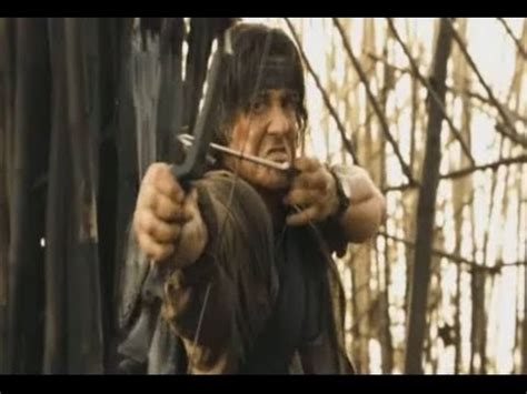 film rambo bow rambo iv best bloody scenes youtube
