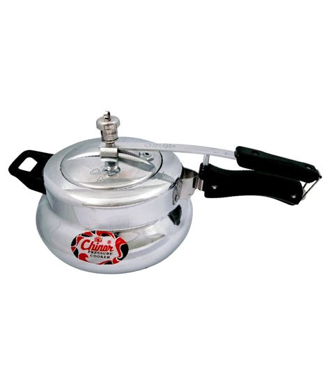 induction cooker with prices chinar silver aluminium chion matka pressure cooker 5 5 ltrs available at snapdeal for rs 931
