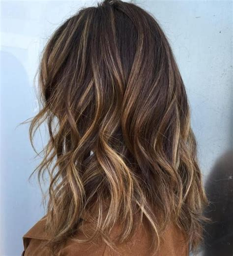 fall highlights for brown hair 25 best ideas about blonde caramel highlights on