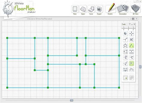 easy floor plan maker floorplan maker 3dvista professional and free virtual
