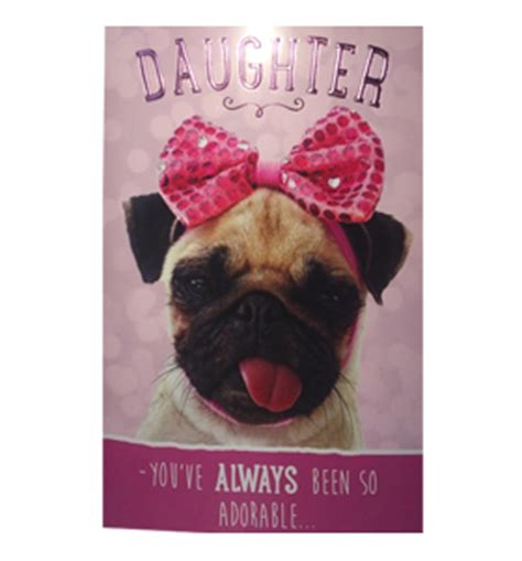 pug cards uk birthday pug card i pugs
