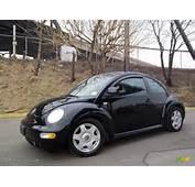 Black 1999 Volkswagen New Beetle GLS Coupe Exterior Photo 45788502