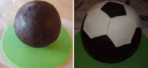 How to Make a Soccer Ball Cake   Soccer ball cake, Soccer